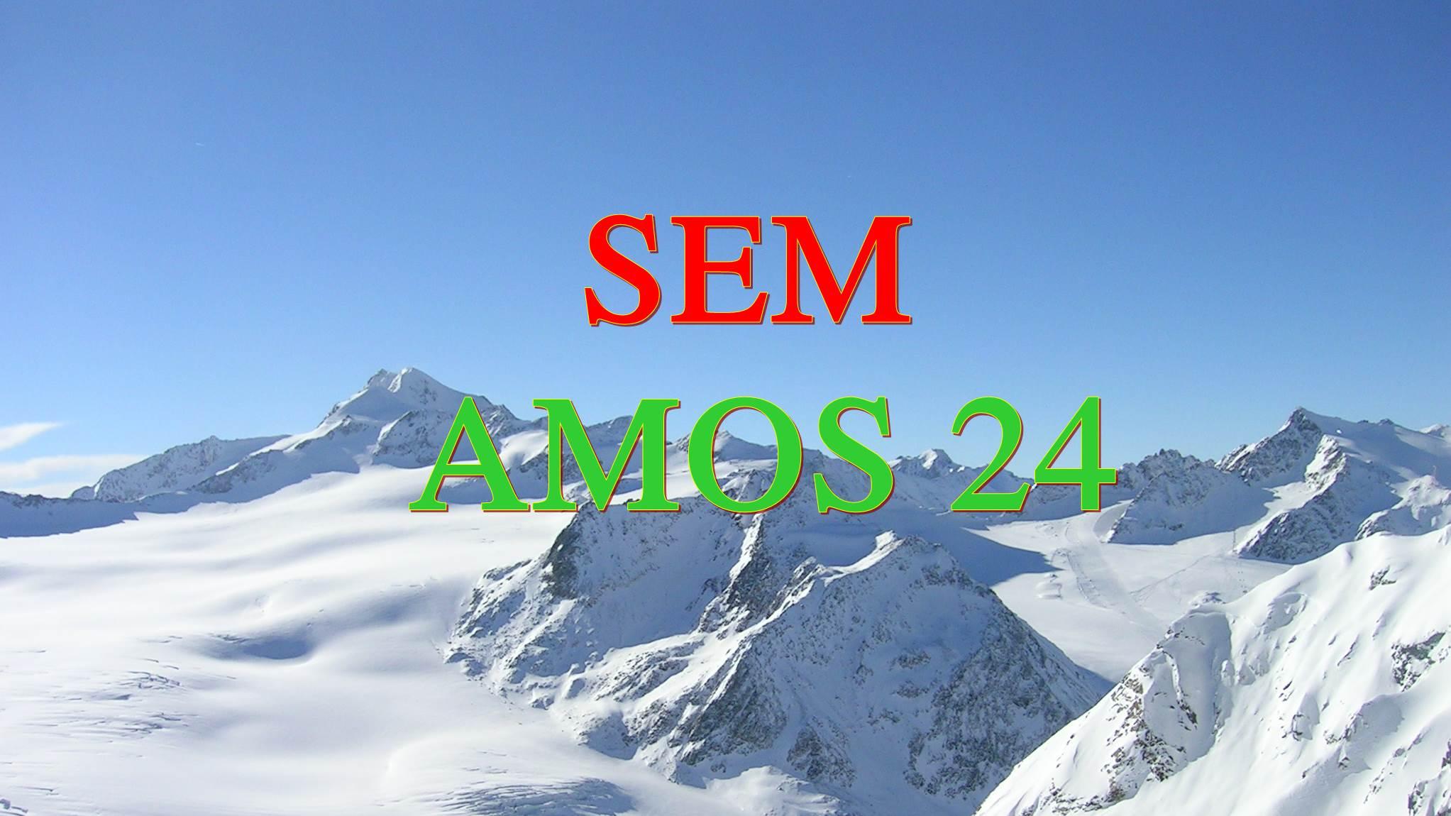 Phần mềm phân tích cấu trúc SEM Amos 24 - Nhận phân tích xử lý dữ