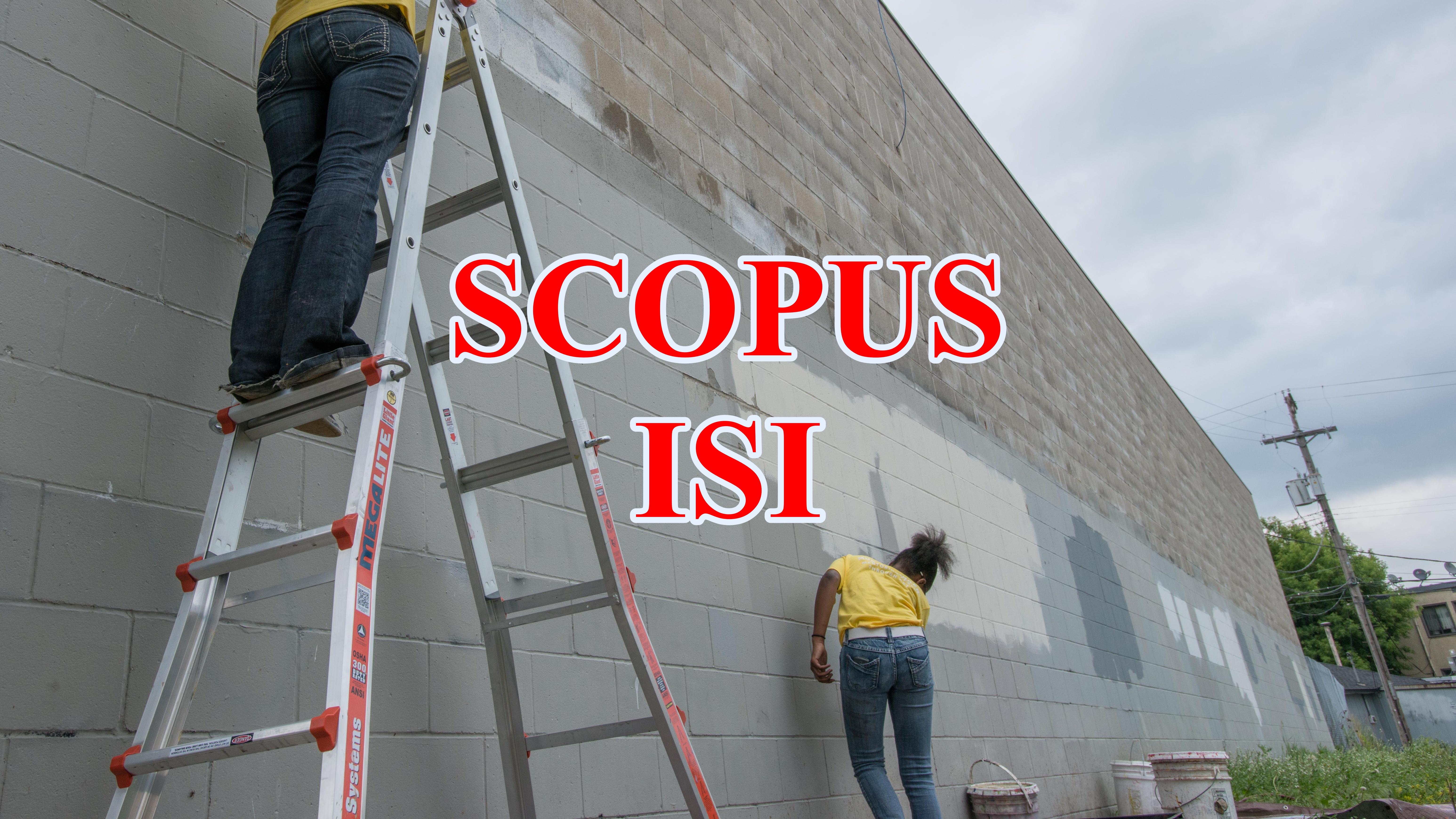 scopus isi - phân loại danh mục tạp chí khoa học