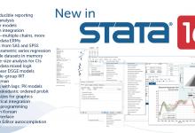 Tải về phần mềm Stata 16 Windows 64bit & 15 MacOS