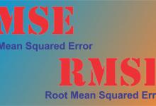 MSE và RMSE là gì và cách tính trên STATA